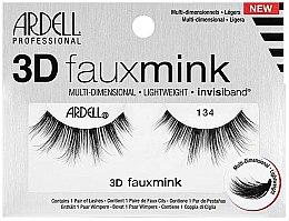 Parfémy, Parfumerie, kosmetika Umělé řasy - Ardell 3D Faux Mink 134