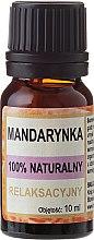 "Parfémy, Parfumerie, kosmetika Přírodní olej ""Mandarin"" - Biomika Tangerine Oil"