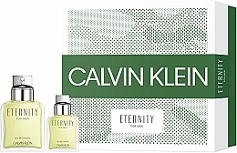 Parfémy, Parfumerie, kosmetika Calvin Klein Eternity For Men - Sada (edt/100ml + edt/30ml)