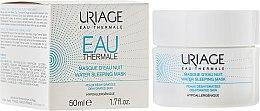 Parfémy, Parfumerie, kosmetika Noční maska na vlasy - Uriage Eau Thermale Water Sleeping Mask