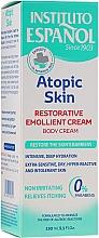 Parfémy, Parfumerie, kosmetika Krém-emulze - Instituto Espanol Atopic Skin Restoring Emollient Cream