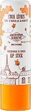 Parfémy, Parfumerie, kosmetika Balzám na rty - Institut Karite Beeswax & Shea Lip Sticks