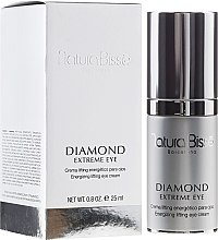 Parfémy, Parfumerie, kosmetika Energetický lifting krém pro plet' kolem očí - Natura Bisse Diamond Extreme Eye