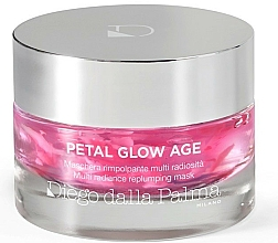 Parfémy, Parfumerie, kosmetika Anti-age maska pro zářivou pleť - Diego Dalla Palma Petal Glow Age