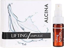 Parfémy, Parfumerie, kosmetika Liftingový koncentrát pro vyhlazení pleti v ampulích - Alcina Lifting Ampulle