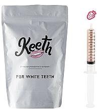 Parfémy, Parfumerie, kosmetika Sada náhradních aplikátorů s bělícím gelem - Keeth Strawberry Refill Pack