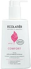 Parfémy, Parfumerie, kosmetika Gel pro intimní hygienu s kyselinou mléčnou a probiotikem - Ecolatier Comfort