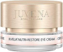 Parfémy, Parfumerie, kosmetika Výživný omlazující krém na oční okolí - Juvena Juvelia Nutri Restore Eye Cream