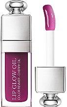 Parfémy, Parfumerie, kosmetika Výživný olej na rty - Dior Lip Glow Oil