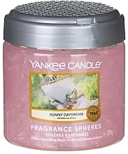Parfémy, Parfumerie, kosmetika Vonné kuličky - Yankee Candle Sunny Daydream Fragrance Spheres