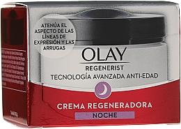 Parfémy, Parfumerie, kosmetika Noční krém - Olay Regenerist Regenerating Night Cream