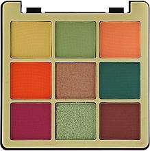 Parfémy, Parfumerie, kosmetika Paleta očních stínů - Anastasia Beverly Hills Norvina Pro Pigment Mini №2