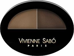 Parfémy, Parfumerie, kosmetika Stíny na obočí - Vivienne Sabo Brow Arcade