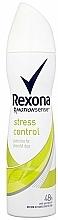 Parfémy, Parfumerie, kosmetika Deodorant-sprej - Rexona Motionsense Stress Control