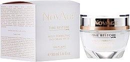 Parfémy, Parfumerie, kosmetika Denní krém proti stárnutí SPF 15 - Oriflame NovAge Time Restore