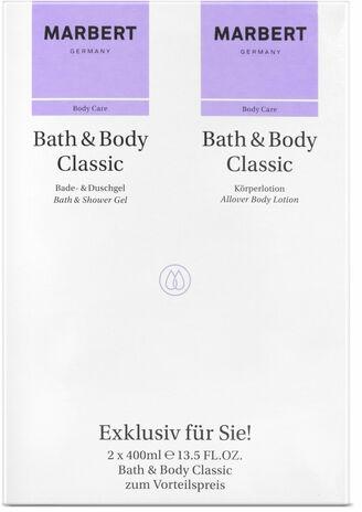 Sada - Marbert Bath & Body Classic — foto N1