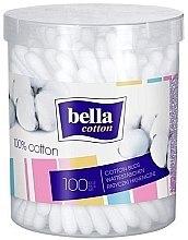 Parfémy, Parfumerie, kosmetika Vatové tyčinky - Bella (v kulatém balení)