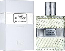 Parfémy, Parfumerie, kosmetika Dior Eau Sauvage - Toaletní voda