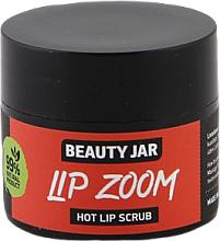 Parfémy, Parfumerie, kosmetika Cukrový peeling na rty - Beauty Jar Lip Zoom Hot Lip Scrub
