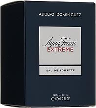 Adolfo Dominguez Agua Fresca Extreme - Toaletní voda — foto N2
