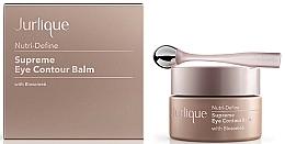 Parfémy, Parfumerie, kosmetika Intenzivní revitalizační balzám na oční kontury proti stárnutí - Jurlique Nutri-Define Supreme Eye Contour Balm
