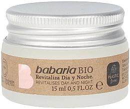 Parfémy, Parfumerie, kosmetika Krém na oční kontury - Babaria Bio Revitalizes Day And Night Eye Contour