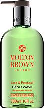 Parfémy, Parfumerie, kosmetika Molton Brown Lime & Patchouli - Mýdlo na ruce