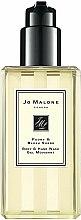 Parfémy, Parfumerie, kosmetika Jo Malone Peony and Blush Suede - Gel-pěna pro ruce i tělo