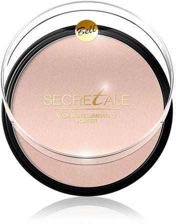 Pudr na obličej a tělo - Bell Secretale Nude Skin Illuminating Powder — foto N1