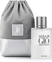"""Parfémy, Parfumerie, kosmetika Dárkové pouzdro na parfémy, šedé """"Perfume Dress"""" - MakeUp"""