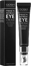 Parfémy, Parfumerie, kosmetika Krém pro pleť kolem očí - Gosh Donoderm Eye Cream