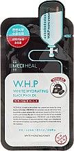 Parfémy, Parfumerie, kosmetika Regenerující maska na obličej - Mediheal W.H.P White Hydrating Black Mask Ex