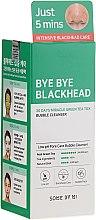 Parfémy, Parfumerie, kosmetika Slupovací maska proti černým tečkám - Some By Mi Blackhead 30Days Miracle Green Tea Tox Bubble Cleanser