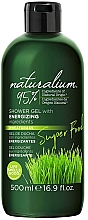 Parfémy, Parfumerie, kosmetika Sprchový gel Mladá pšenice - Naturalium Energizing Shower Gel