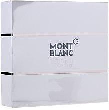 Parfémy, Parfumerie, kosmetika Montblanc Legend Spirit - Sada (edt/100ml + asb/100ml + mini/7.5ml)