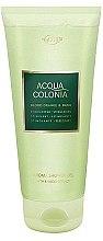 Parfémy, Parfumerie, kosmetika Maurer & Wirtz 4711 Acqua Colonia Blood Orange & Basil - Sprchový gel