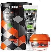Parfémy, Parfumerie, kosmetika Sada - Fudge Shape Up Giftset (shm/300ml+h/cream/75g)