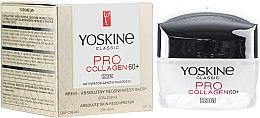 Parfémy, Parfumerie, kosmetika Denní krém pro suchou a citlivou plet' 60+ - Yoskine Classic Pro Collagen Day Cream 60+