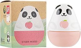 Parfémy, Parfumerie, kosmetika Krém na ruce s broskvovou vůní - Etude House Missing U Hand Cream Panda