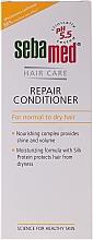 Parfémy, Parfumerie, kosmetika Kondicionér pro všechny typy vlasů - Sebamed Classic Hair Repair Conditioner