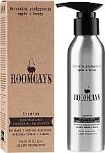 Parfémy, Parfumerie, kosmetika Šampon na čištění pánských vousů - Roomcays Shampoo