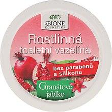 Parfémy, Parfumerie, kosmetika Vazelína - Bione Cosmetics Pomegranate Plant Vaseline With Antioxidants