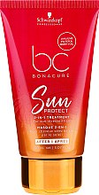 Parfémy, Parfumerie, kosmetika Maska 2-v-1 po slunci - Schwarzkopf Bonacure Sun Protect 2-in-1 Treatment