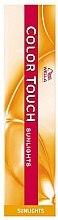 Parfémy, Parfumerie, kosmetika Barva na vlasy pro zesvětlující tónování - Wella Professionals Color Touch Sunlights