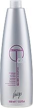 Parfémy, Parfumerie, kosmetika Šampon pro šedivé, odbarvené, melírované a zesvětlené vlasy neutralizující žluté tóny - Vitality's Technica Silver Shampoo