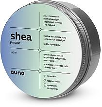 Parfémy, Parfumerie, kosmetika Bambucké máslo na obličej a tělo Borůvka - Auna Shea Bilberry Butter