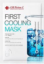 Parfémy, Parfumerie, kosmetika Chladící hydrogelová maska pro podrážděnou pleť - Cell Fusion C First Cooling Mask