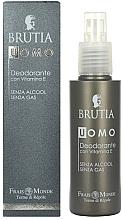 Parfémy, Parfumerie, kosmetika Deodorant - Frais Monde Men Brutia Deodorant