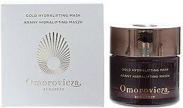 Parfémy, Parfumerie, kosmetika Zlatá liftingová maska na obličej - Omorovicza Gold Hydralifting Mask
