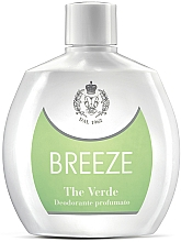 Parfémy, Parfumerie, kosmetika Breeze The Verde - Parfémovaný deodorant
